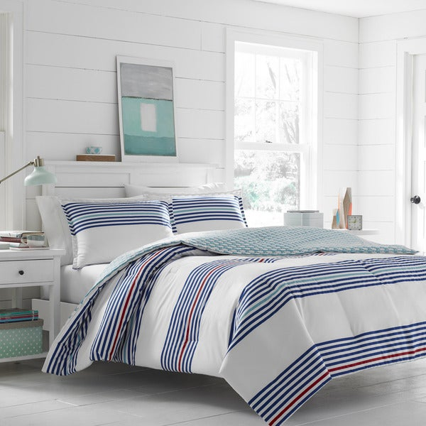 Poppy and Fritz The Deep End Comforter Set