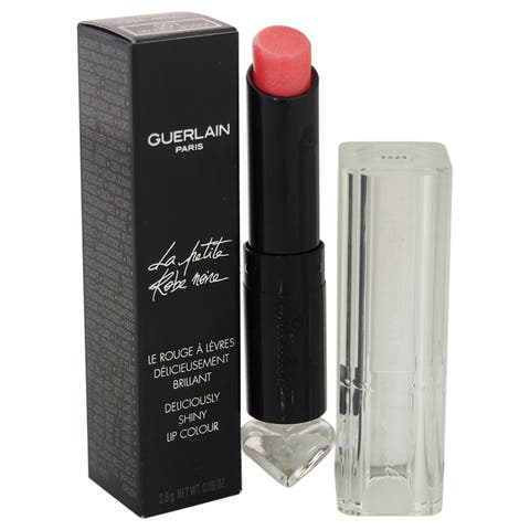 Guerlain La Petite Robe Noire Deliciously Shiny Lip Colour 001 My First Lipstick