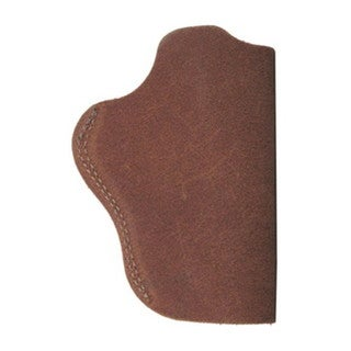 Bianchi 6 Waistband Holster Natural Suede, Size 11, Left Hand