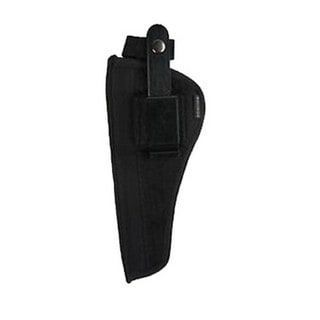 Bulldog Cases Belt Holster, Ambidextrous Fits Revolvers 3-4""