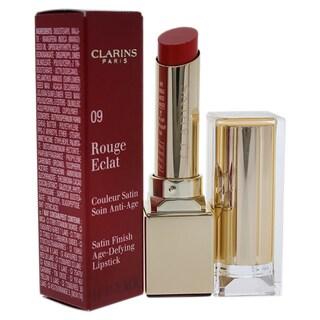 Clarins Rouge Eclat Lipstick 09 Juicy Clementine