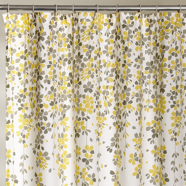 Lush Decor Weeping Flower Shower Curtain   Free Shipping On Orders Over $45    Overstock.com   20819361