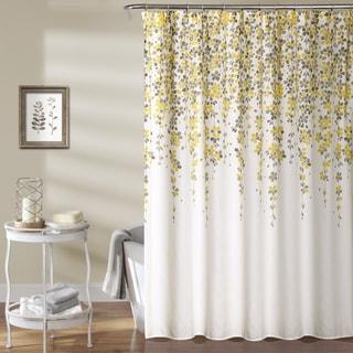 lush decor weeping flower shower