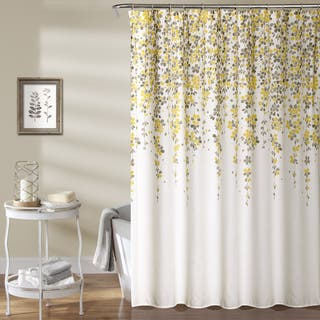 wine colored shower curtain. Lush Decor Weeping Flower Shower Curtain Curtains For Less  Overstock com Vibrant Fabric Bath