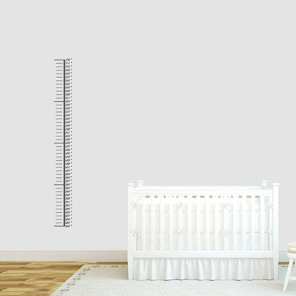 Shop Growth Chart Wall Decal On Sale Free Shipping On Orders