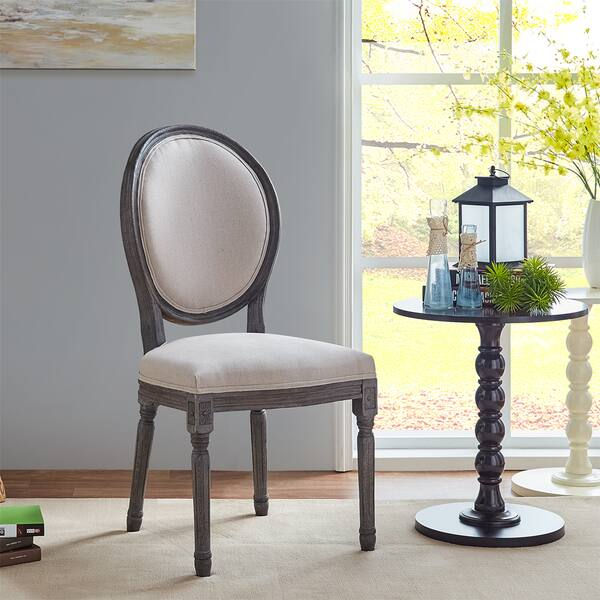 Shop Queen Anne Desk Chair Set Free Shipping Today >> Shop Queen Anne Weathered Dining Chairs Set Of 2 Free