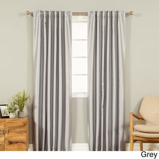 Ivory, Back Tab Curtains & Drapes - Shop The Best Deals For Apr 2017