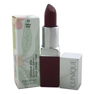 Clinique Pop Lip Colour + Primer 15 Berry Pop