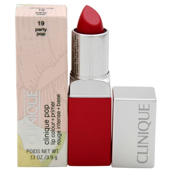 Clinique Pop Lip Colour + Primer 19 Party Pop