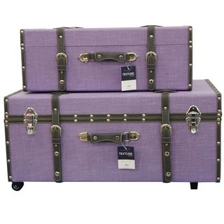 Lavender Texture Trunks
