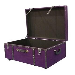 Dark Purple Texture Trunks