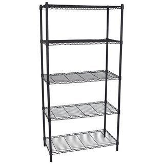 Internet's Best 5-tier Wire Shelving