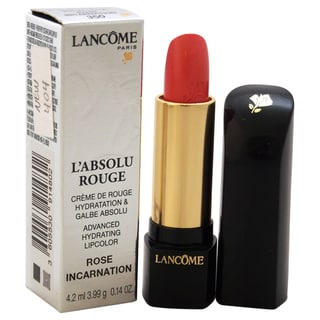 Lancome L'Absolu Rouge Advanced Hydrating Lip Color SPF 12 350 Rose Incarnation