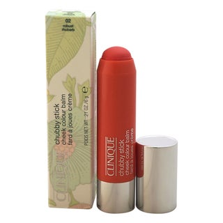 Clinique Chubby Stick Cheek Colour Balm 02 Robust Rhubarb