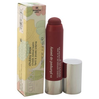 Clinique Chubby Stick Cheek Colour Balm 04 Plumped Up Peony