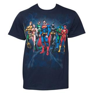 Justice League Squad Cotton T-shirt