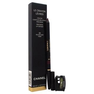 Chanel Le Crayon Levres 09 Rouge Noir Vamp