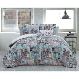 Avondale Manor Jolie 5-piece Comforter Set