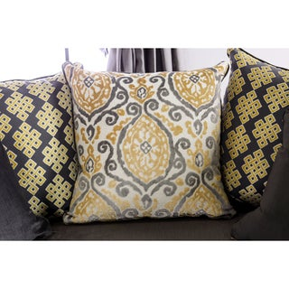 Seran Contemporary Premium Velvet-like Fabric Sofa by Furniture of America