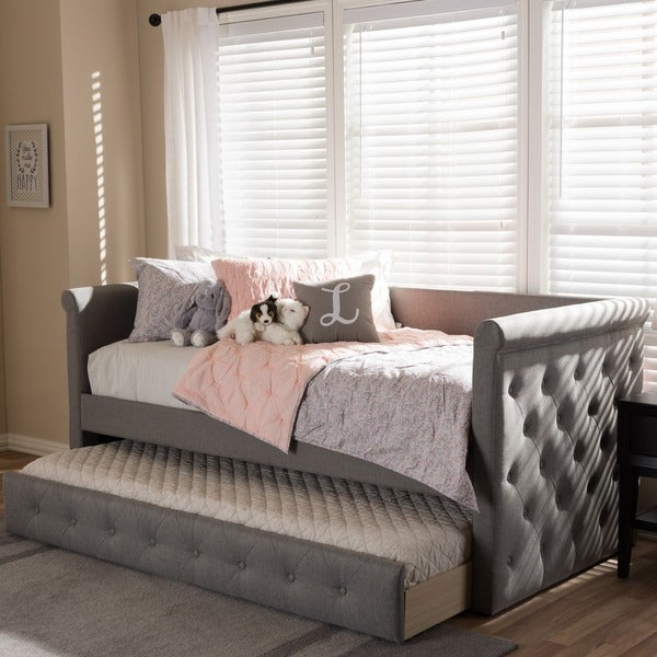 f7637dfb8f72 Buy Grey, Modern & Contemporary Kids' & Toddler Beds Online at Overstock |  Our Best Kids' & Toddler Furniture Deals