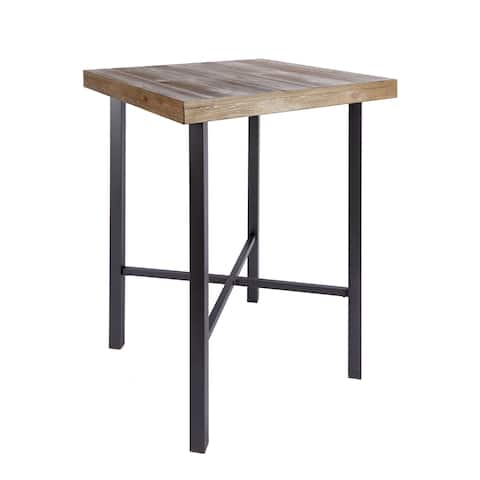 Carbon Loft Stanley Industrial Pub Table
