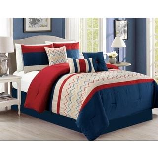 Patriot 7-piece Comforter Set