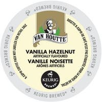 Van Houtte Vanilla Hazelnut Coffee Portion Pack for Keurig Brewers