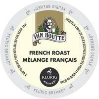 Van Houtte French Roast Coffee K-Cup Portion Pack