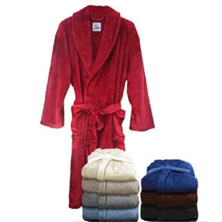 Ultra Lux Super Plush Bath Robe by Snuggle