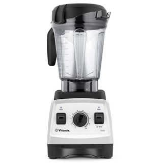 Vitamix 7500 Blender with Low Profile Jar, White