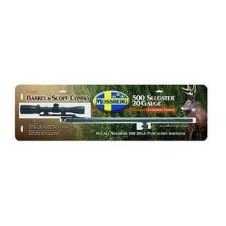 "Mossberg 500 Barrel 20 Gauge, 24"" Ported, Blued"