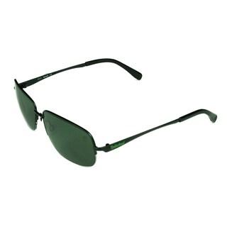 Timberland Fashion Men's TB9079 02R Matte Black Frame with Polarized Grey Lens Sunglasses
