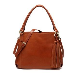 Vicenzo Leather Maddison Leather Shoulder Handbag