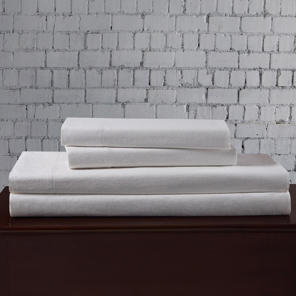 Linen Rich Linen Cotton Sheet Set