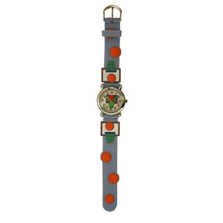 Olivia Pratt Kids Slam Dunk Basketball Silicone Watch