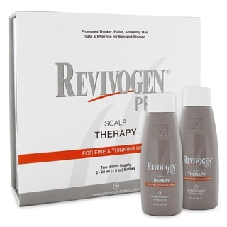 Revivogen PRO Scalp Therapy for Fine & Thinning Hair (2 Month Supply)