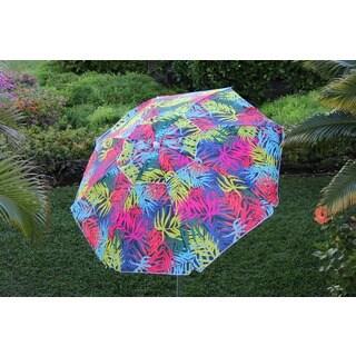 DestinationGear 7 ft Palms Beach Umbrella With Travel Bag