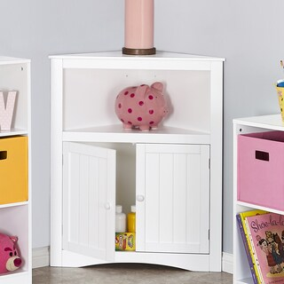 RiverRidge® Kids 2-Door Corner Cabinet