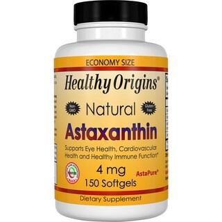 Healthy Origins Astaxanthin 4 mg (150 Softgels)