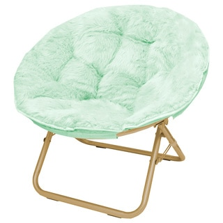 Seventeen Micromink Papasan Chair
