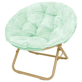 Seventeen Micromink Papasan Chair