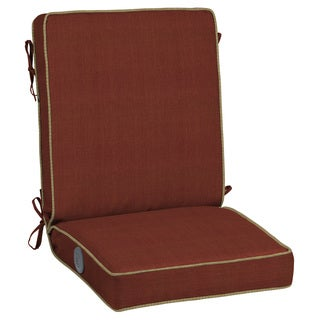 Bombay Outdoors Red Adjustable Comfort Chair Cushion