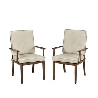 Key West Pair of Arm Chairs by Home Styles