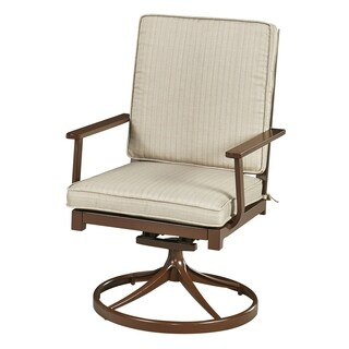 Key West Swivel Rocking Chair by Home Styles