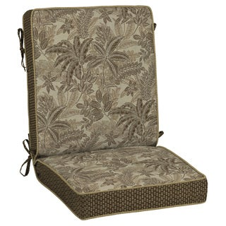 Bombay Outdoors Tan Snap Dry Chair Cushion