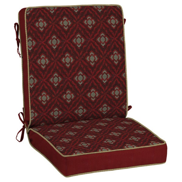 Bombay Outdoors Red Chair Cushion