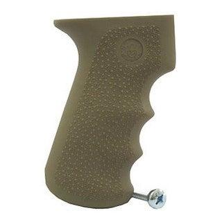 Hogue AK47 Rubber Grip with Finger Grooves, Desert Tan
