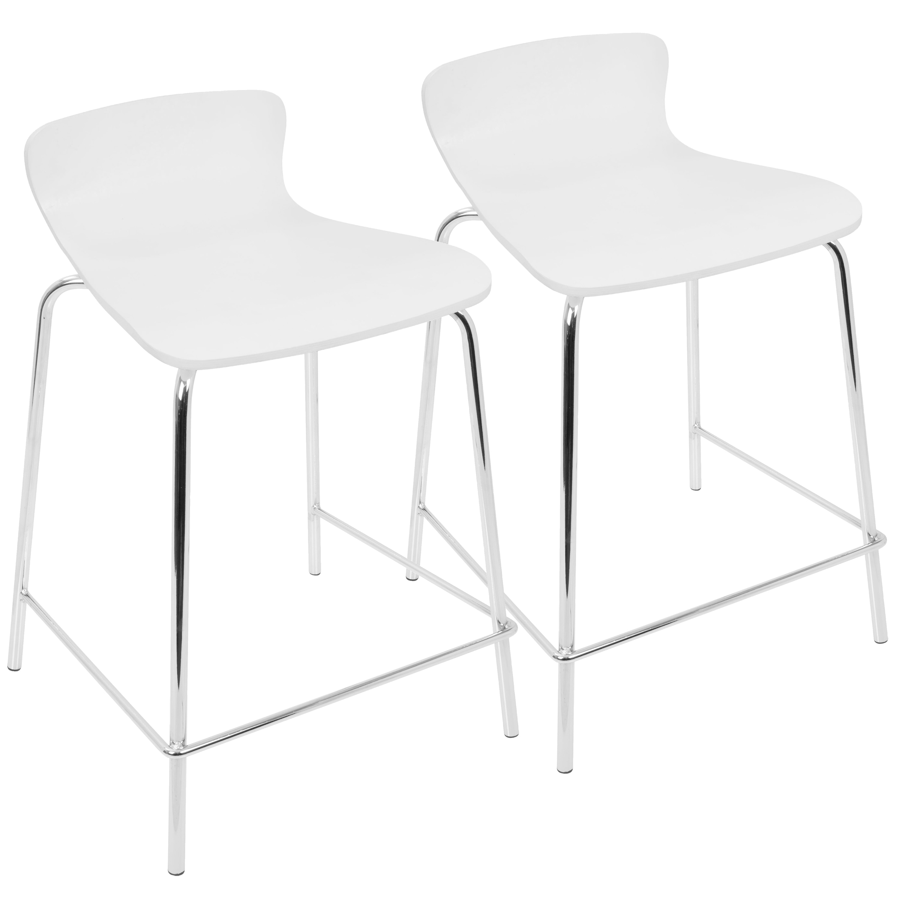 LumiSource Bentwood Stackable Contemporary Counterstools .  sc 1 st  Nextag & Bentwood stacking stools | Compare Prices at Nextag islam-shia.org