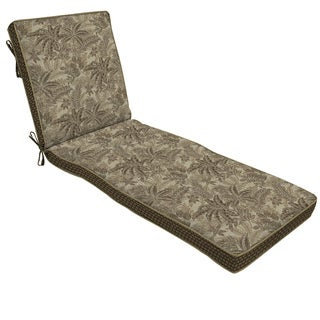 Bombay Outdoors Tan Chaise Cushion