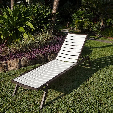 POLYWOOD® Euro Chaise Lounge Chair